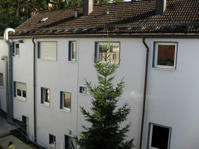 Bocksburgweg 1 Ansicht Nordseite