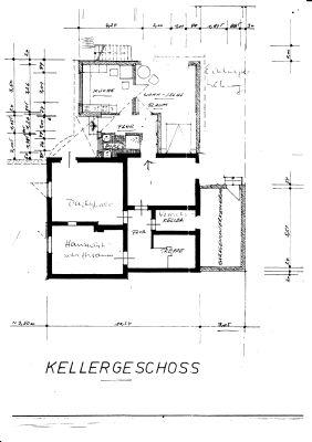 Bild 11 Kellergeschoss/Souterrain