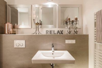 Musterwohnung Badezimmer