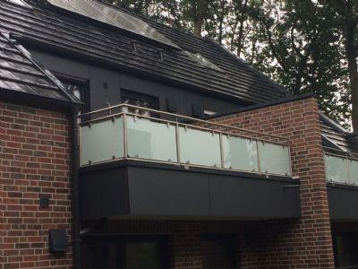 Wildeshausen, 3,5-Zimmer-Wohnung mit Balkon