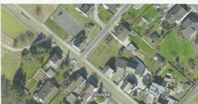 Luftbild von Google Earth