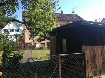 Hinteransicht Haus 1