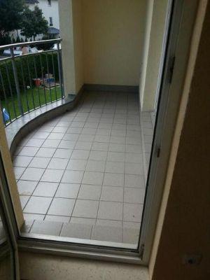 Beispiel: Überdachte Balkone inkl. Abstellräume