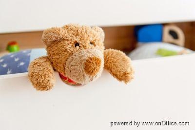 Hier hat Teddy auch Platz :)