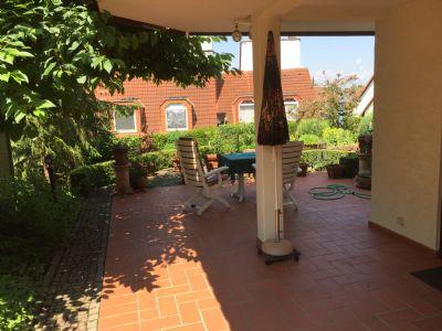 Terrasse - Gartenbereich / Souterrain