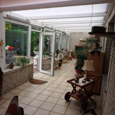 Wintergarten- Bungalow