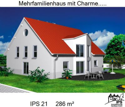 mehrfamilienhaus als renditeobjekt schl sselfertiges bauen mit ips einfamilienhaus lingen. Black Bedroom Furniture Sets. Home Design Ideas