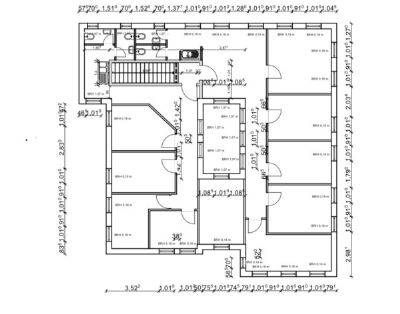 Obergeschoss (Beispiel)