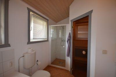 Wellnessbad - Dusche - Sauna