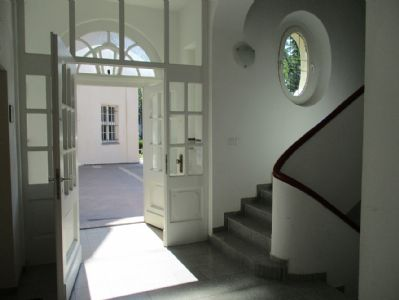 Eingang Villa 2