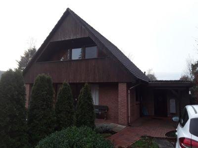 Kleines EFH mit Garten, nahe Bremen, provisionsfrei