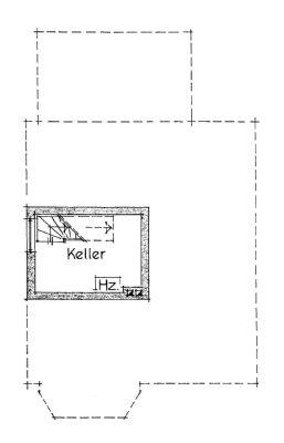Grundriss Keller Kleine Breite 7