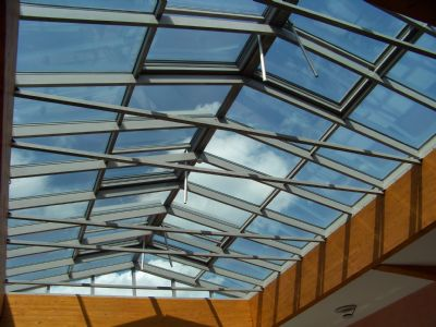 Dach-Atrium