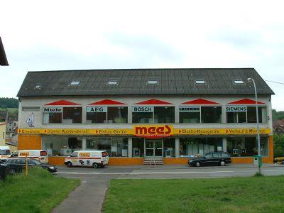 Schiffweiler Ladenlokale, Ladenflächen
