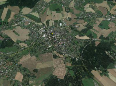 Baugrundstück-Beste Lage im Ortskern - Neugersdorf-Ebersbach