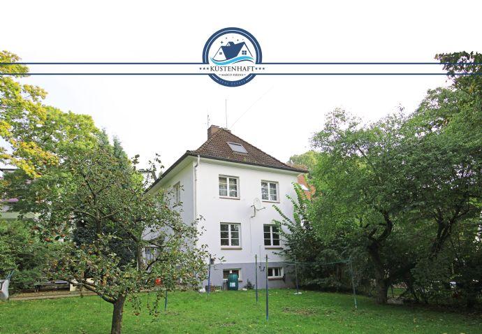 **RESERVIERT** Bad Schwartau: Renovierungsbedürftiges Haus mit vielen Möglichkeiten!