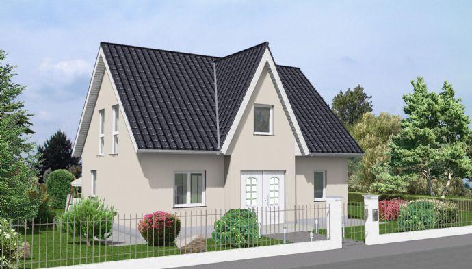 Pankow-Rosenthal: geplantes Einfamilienhaus in ruhiger Einfamilienhaus Lage (Auf Wünsche der Bauherren kann eingegangen werden)