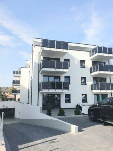 Neubau Penthouse 100 qm: 3-Zimmer-Wohnung in Kehl-Sundheim ab 01.01.2022