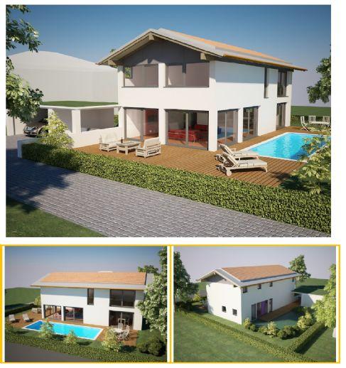 Modernes Traumhaus in Ottobrunn in sehr schöner und ruhiger Lage