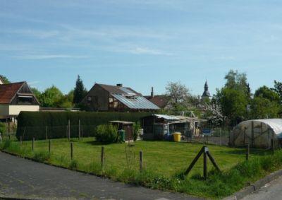 Bauen Sie im Zentrum von Horn - Bad Meinberg -RESERVIERT-