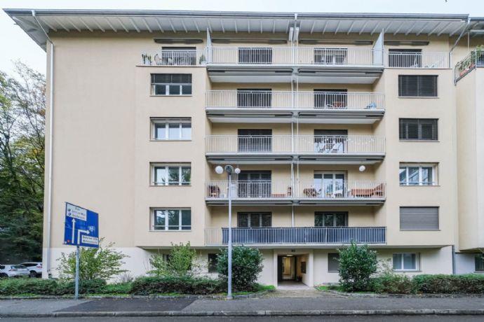 Schön geschnittene Balkonwohnung als sichere Kapitalanlage in Hainichen!