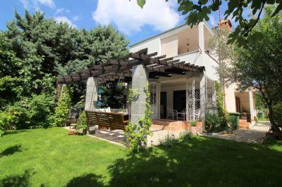 Ferienhaus Carla mit schönem Garten Porec