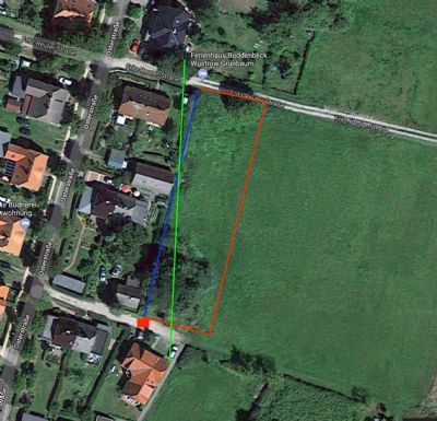 Ostseebad Wustrow Grundstücke, Ostseebad Wustrow Grundstück kaufen
