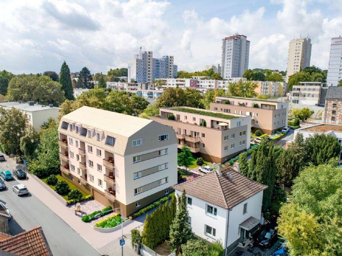 2 Zimmer Wohnung in Frankfurt (Seckbach)