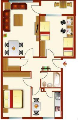 Ammersbek Wohnungen, Ammersbek Wohnung mieten