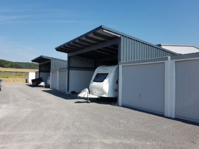 Neubrunn Garage, Neubrunn Stellplatz