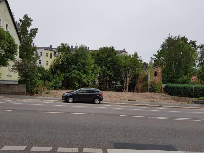 Baugrundstück für ein Freistehendes Mehrfamilienhaus Chemnitz Hilbersdorf