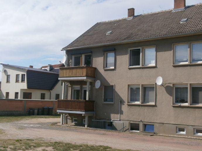 Gepflegte 3-Raum-Eigentumswohnung in ruhiger Wohnlage