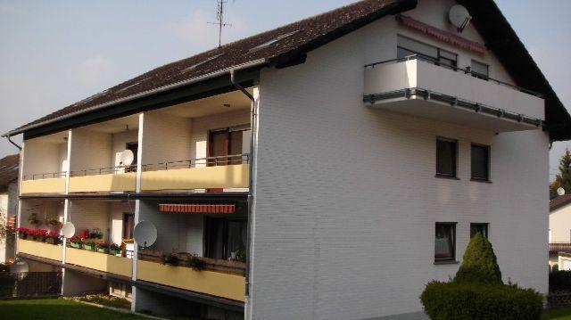 3 Zimmer Wohnung nahe dem Stausee gelegen