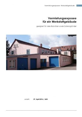 Schillingsfürst Halle, Schillingsfürst Hallenfläche