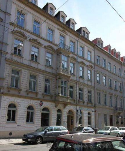 2 Zimmer-Wohnung in der Neustadt