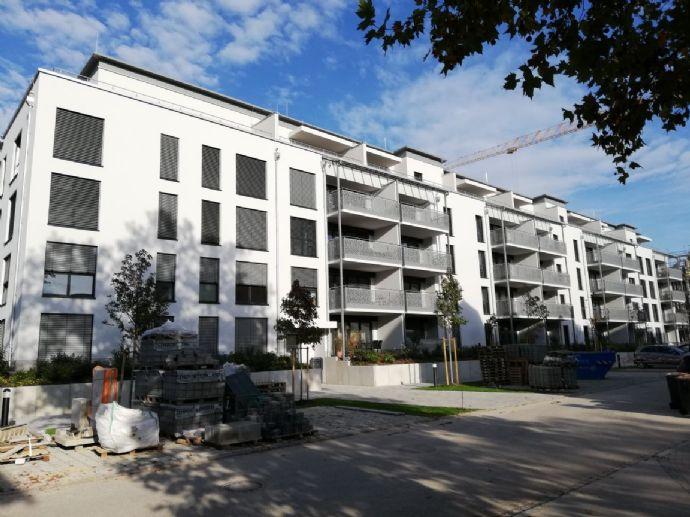 Freising; Exclusive Neubau 2-Zimmer-Wohnung