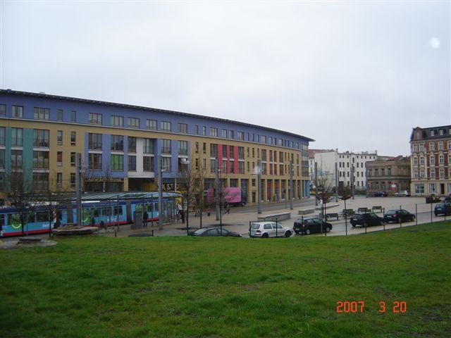 Baugrundstück Dresdener Platz 1/ Finkenheerder Straße