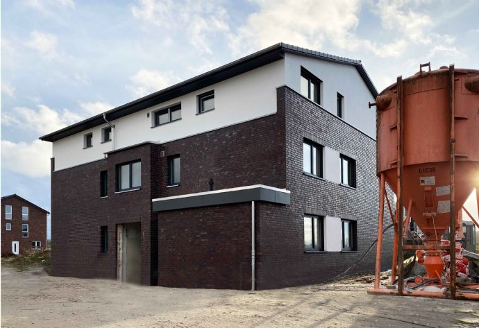 Erstbezug: Hochwertige 2,5-Zimmer-Wohnung mit Dachterrasse