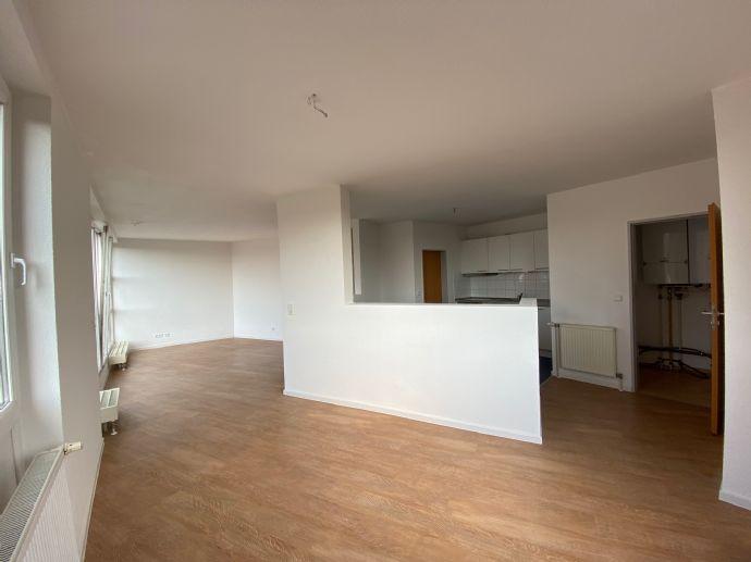 Achim Innenstadt: Schöne 3-Zimmer-Wohnung mit Balkon