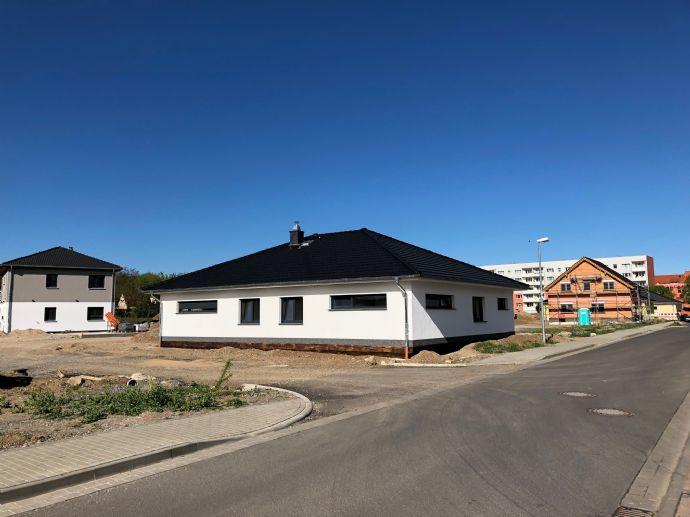Wohnen im neuen Baugebiet