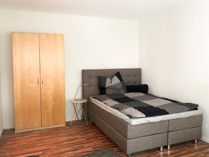 Apartement - komplett eingerichtet - in Düsseldorf
