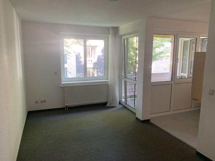 Helle und schöne Wohnung Nr12  2ZKB am Fuchsberg mit Balkon