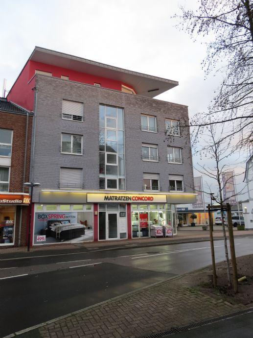 Schöne 3. Zimmer Citywohnung mit 2 Balkonen im Herzen von Langenfeld