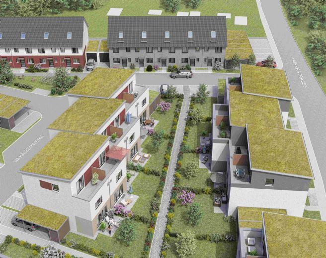 Kenzingen Im Storchengarten Endhaus I. BA, Baubeginn erfolgt!!