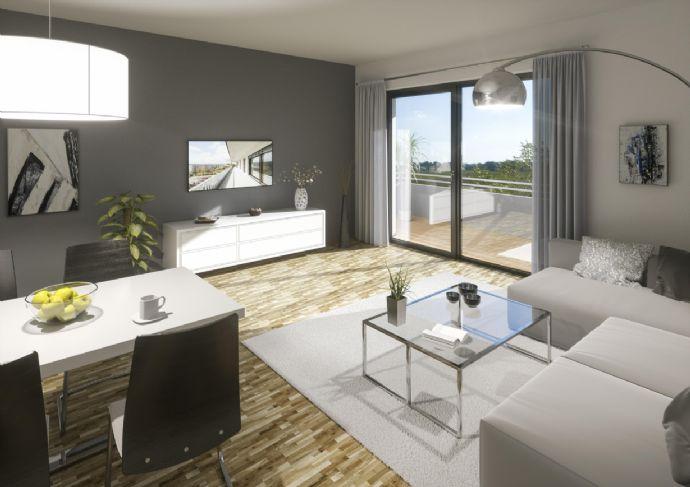 exclusive Traumwohnung mit 10m² Südwestbalkon