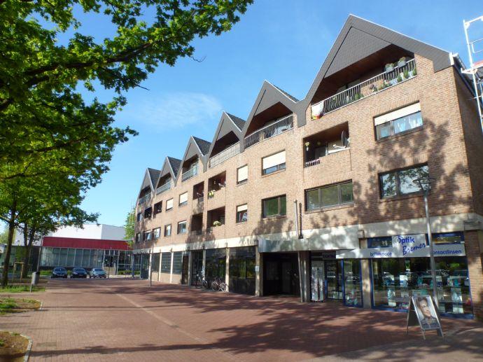 Gemütliches offenes -1-Raum-Dachgeschoss-Apartment mit EBK im Klever Zentrum zu vermieten