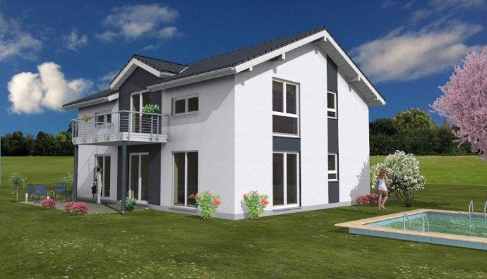 NEUES Mehrgenerationen-Zweifamilienhaus inkl. Grundstück in VS-Stadtteil....Projektiertes Haus, gerne noch ganz nach Ihren Planungswünschen