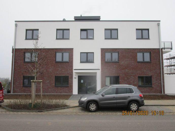 Kommen - sehen - staunen - 3 Zim Neubau-Whg 6 mit Balkon / Garage möglich  - Am Nierspark 54