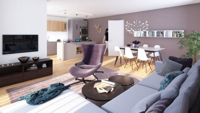 my urban living - tolle 4-Zimmer-Wohnung in der Eugen-Martin-Straße, Freiburg