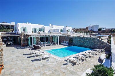 Mykonos Renditeobjekte, Mehrfamilienhäuser, Geschäftshäuser, Kapitalanlage
